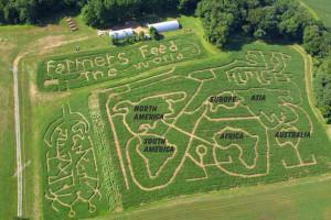 ramses corn maze