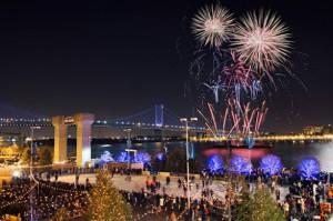 nye-fireworks philly