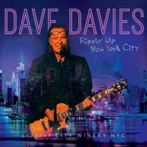 Dave Davies Rippin Up NY med