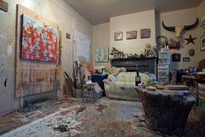 Erica-Brown's-studio