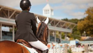 The Devon Fall Classic takes place this weekend.