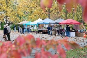 The 38th annual Hagley Craft Fair is this weekend.