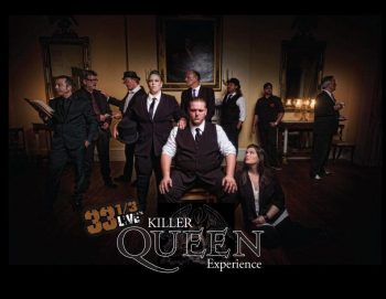 On Stage: Killer Queen Experience at Knauer | The